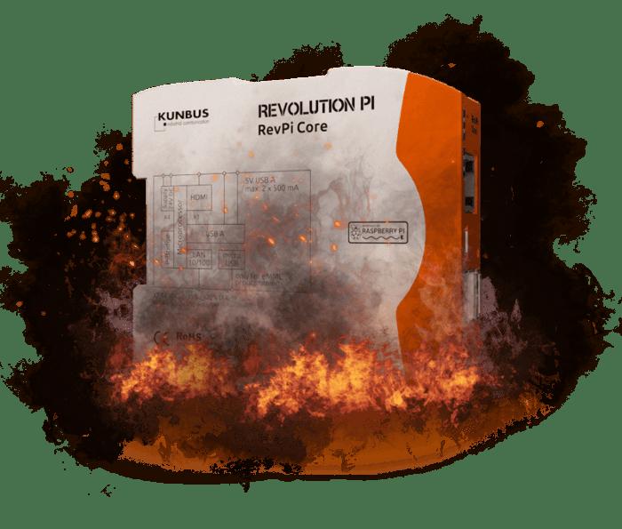 revolution PI
