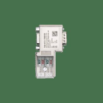 PROFIBUS connector 700-972-7BB50