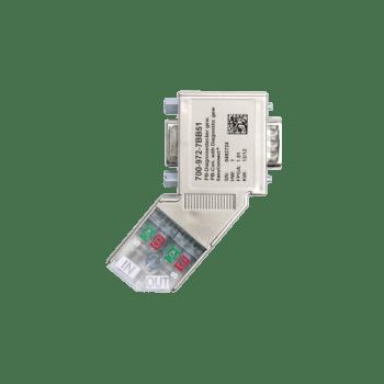 PROFIBUS connector 700-972-7BB51