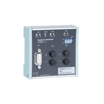 FLEXtra PROFIBUS repeater FO SMA 700-996-2BA01