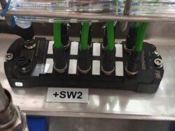 IP67 PROFINET switch