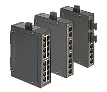 eCon 3000 Fast Ethernet switch Basic