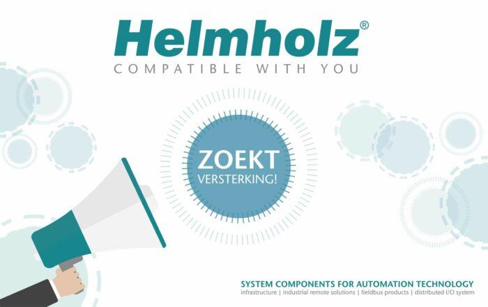 Helmholz zoekt versterking