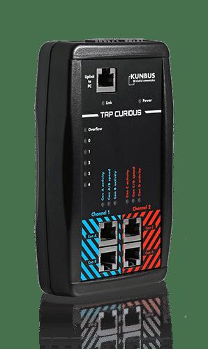 Ethernet TAP Curious 2