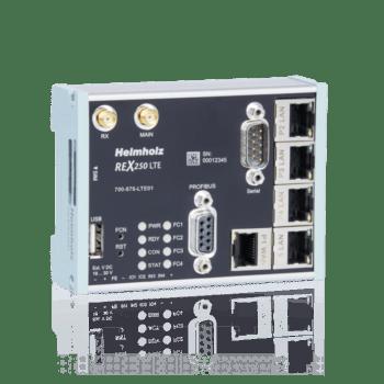 REX 250 router LTE