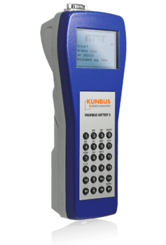 Kunbus NETTEST PROFIBUS cable tester