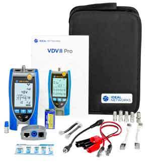 VDV Pro cable tester